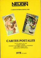 NEUDIN 1978 -4ème Année TRES BON ETAT 4000 Illustrateurs + 12000  Rubriques- TBE - Livres & Catalogues