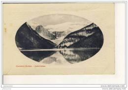 Canadian Rockies Lake Louise Cpa Bon Etat - Banff