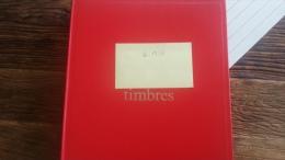 LOT 220291 ALBUM TIMBRE DE FRANCE NEUF**/* OBLITERE LUXE PORT A 10 EUROS