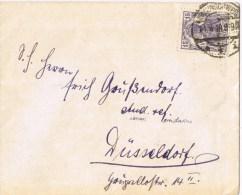 10166. Carta BRAUNSCHWEIG (Alemania Reich) 1919 - Cartas