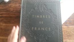 LOT 220292 ALBUM TIMBRE DE FRANCE NEUF** LUXE PORT A 10 EUROS