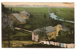 BELGIUM FLORENVILLE PANORAMA DE LA SEMOIS - Florenville