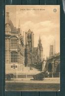 GAND: Pont St Michel,  Gelopen Postkaart  (GA14680) - Gent