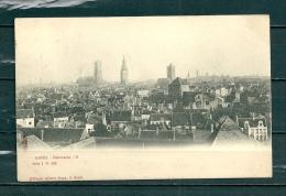 GAND: Panorama,  Gelopen Postkaart 1903 (GA14686) - Gent