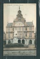 GAND: Le Théatre Flamand,  Gelopen Postkaart 1907 (GA14703) - Gent