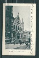 GAND: Salle Saint-Michel,  Gelopen Postkaart 1905 (GA14704) - Gent