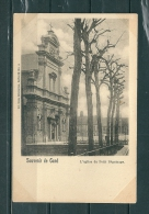 GAND: L'Eglise Du Petit Beguinage, Niet Gelopen Postkaart  (GA14713) - Gent