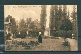 GAND: Petit Béguinage Notre Dame,  Gelopen Postkaart 1919 (GA14716) - Gent