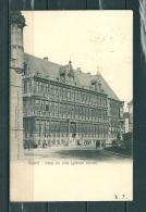 GAND: Hotel De Ville,  Gelopen Postkaart  (GA14719) - Gent