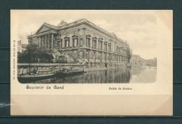GAND: Palais De Justice, Niet Gelopen Postkaart  (GA14720) - Gent