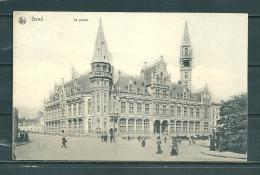 GAND: La Poste,  Gelopen Postkaart 1911 (GA14729) - Gent