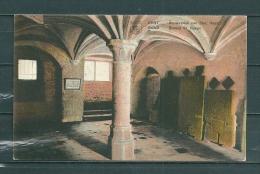 GAND: Bouwvallen Van Sint Baafs, Gelopen Postkaart 1925 (GA14757) - Gent