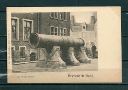 GAND: Le Grand Canon, Niet Gelopen Postkaart (GA14761) - Gent