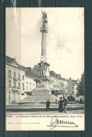 GAND: Le Monument Charles De Kerckhove De Denterghem,  Gelopen Postkaart  (GA14784) - Gent