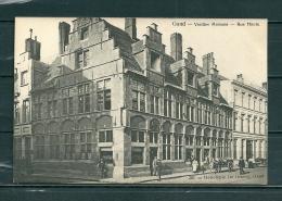 GAND: Vieilles Maisons, Niet Gelopen Postkaart  (GA14793) - Gent