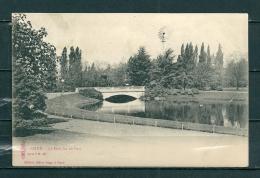 GAND: Le Petit Lac Au Parc  Gelopen Postkaart  (GA14803) - Gent