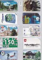 Poland, 0598, 530 Years Of Raszyn Podlaski    Card No. 8 On Scan. - Pologne