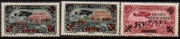 LEVANT - 3 Valeurs Neuves De 1942 LUXE - Neufs