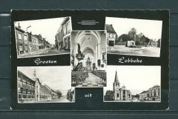 LEBBEKE: Gelopen Postkaart 1952 (GA15074) - Lebbeke