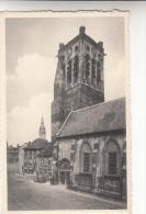 Veurne, St Niklaaskerk en appelmarkt (pk14237)