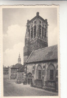 Veurne, St Niklaaskerk En Appelmarkt (pk14237) - Postcards