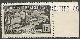 ALGERIE COLIS POST YVERT  N� 84 / MAURY N� 98  NEUF** TTB / MNH