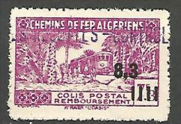 ALGERIE COLIS POST YVERT  N� 171 / MAURY N� 183   NEUF** TB / MNH