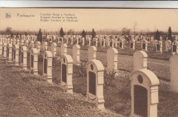 Poelcapelle, Belgisch Kerkhof Te Houthulst, Belgian Cemetery In Houthulst (pk14260) - Langemark-Poelkapelle