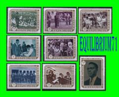 474/481** 10e anniversaire de l'ind�pendance - RWANDA