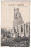 Loo Les Furnes, Ruines Du Clocher 1914-18 (pk14265) - Lo-Reninge
