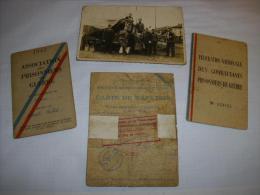 Prisonniers De Guerre Départment De Meuse France / Stalag  27104 KDO 5009 - 1939-45