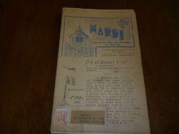 CB3  Hardi Patro Des Garçons De Fleurus 1955 Format A3 - Livres, BD, Revues