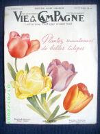 "Revue ""VIE A LA CAMPAGNE"" #443 Tulipe Horticulture Agriculture Aviculture Elevage 1947 ! - Garden"