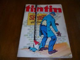 CB3 Journal Tintin N°9 29eme Année Photo Hugo Pratt Pub Bi-Fi Boule Et Bill - Nutella Cubitus - Livres, BD, Revues
