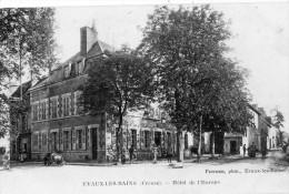 EVAUX-LES-BAINS HOTEL DE L'EUROPE SOLDATS - Evaux Les Bains