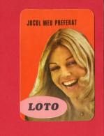 1559 Calendar Loto Pronosport 1989 jocul meu preferat