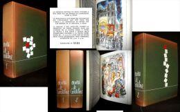 """""""OEUVRES De COURTELINE"""" 2 Volumes Illustrés Aquarelles DIGNIMONT Curiosa Humour Theatre Theater Reliure 1963 Numéroté ! - Books, Magazines, Comics"""