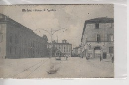 Modena Piazza S.Agostino - Tram - Modena