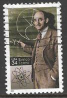 2001 34 cent Fermi, used
