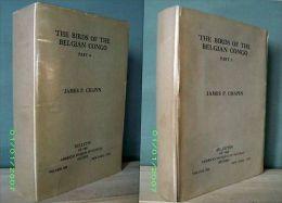 """The BIRDS OF THE BELGIAN CONGO"" Chapin Ornithology Ornithologie Oiseau Bird Vogel Afrique Africa 2 Volumes 1953 ! - Sciences Biologiques"