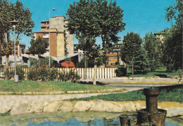 Cartolina CINISELLO BALSAMO (Milano) - Giardinetti Di Via Cadorna - Cinisello Balsamo
