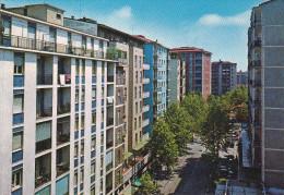 Cartolina CINISELLO BALSAMO (Milano) - Via Cadorna - Cinisello Balsamo