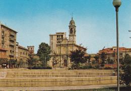Cartolina CINISELLO BALSAMO (Milano) - Piazza Gramsci - Cinisello Balsamo