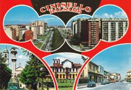 Cartolina CINISELLO BALSAMO (Milano) - Cinisello Balsamo