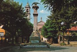 Cartolina CINISELLO BALSAMO (Milano) - Monumento Ai Caduti - Cinisello Balsamo