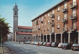 Cartolina CINISELLO BALSAMO (Milano) - Via Frova (car / Cars / Voiture / Voitures / Auto / Macchine) - Cinisello Balsamo
