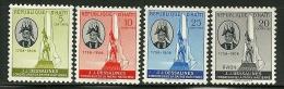"""Haiti       """"Dessalines Memorial""""      Set     SC# 416,470-71-C170    MNH**"""