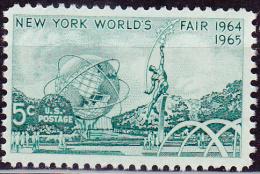 USA 1964, New York�s World Fair, MNH