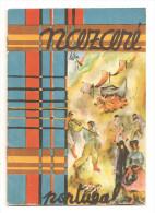 Nazaré - Brochura Turística De 1936. Leiria. - Andere
