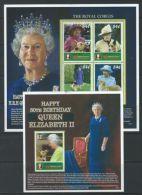 Micronesia 2006 SC 694-695 MNH Queen Elizabeth Famous People